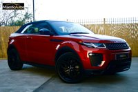 USED 2017 66 LAND ROVER RANGE ROVER EVOQUE 2.0 TD4 HSE DYNAMIC 3d AUTO 177 BHP