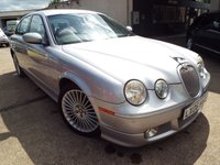 USED 2006 06 JAGUAR S-TYPE 2.7 V6 XS 4d 206 BHP