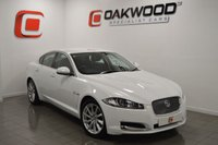 USED 2012 62 JAGUAR XF 2.2 LUXURY D AUTO 190 BHP **FULL SERVICE HISTORY**