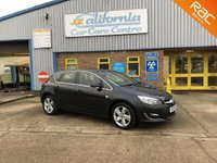 USED 2015 15 VAUXHALL ASTRA 1.7 SRI CDTI 5d 110 BHP ***FINANCE AVAILABLE ***CALL NOW OR APPLY ONLINE -  MORE IN STOCK!!!