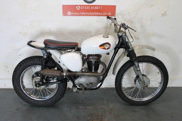 1964 BSA C15