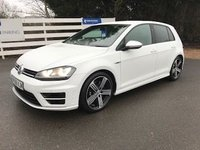 USED 2016 66 VOLKSWAGEN GOLF 2.0 R DSG 5dr AUTO (300BHP) 4WD  *ONLY 9.9% APR*