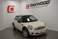 USED 2007 57 MINI HATCH COOPER 1.6 COOPER 3d 118 BHP 5 SERVICES FROM NEW + 2 ORIGINAL KEYS