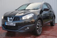 2011 NISSAN QASHQAI 1.6 N-TEC 5d 117 BHP £6995.00