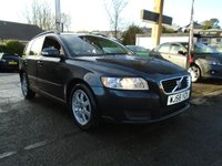 USED 2008 58 VOLVO V50 2.0 S D 5d 135 BHP
