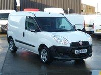 2015 FIAT DOBLO 1.3 16V MULTIJET  90 BHP £3995.00