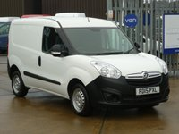 USED 2015 15 VAUXHALL COMBO VAN 1.3 CDTi 2000 L1 H1  90 BHP FINANCE AVAILABLE
