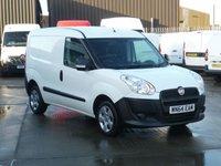2014 FIAT DOBLO 1.3 16V MULTIJET  90 BHP £3995.00
