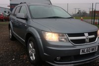 USED 2010 60 DODGE JOURNEY 2.0 CRD SXT 5d 138 BHP LOW DEPOSIT OR NO DEPOSIT FINANCE AVAILABLE.