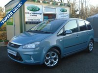 USED 2008 08 FORD C-MAX 1.6 ZETEC 5d 100 BHP **VEHICLE AT OUR UGBOROUGH  BRANCH**