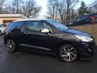 2014 CITROEN DS3 1.6 E-HDI DSTYLE PLUS 3d 90 BHP £6495.00