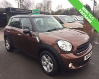 2015 MINI COUNTRYMAN 1.6 COOPER 5d 122 BHP £10989.00