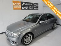 USED 2009 59 MERCEDES-BENZ C CLASS 2.1 C250 CDI BLUEEFFICIENCY SPORT 4d AUTO 204 BHP BUY FOR ONLY £38 A WEEK *FINANCE* £0 DEPOSIT AVAILABLE