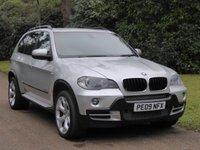 USED 2009 09 BMW X5 3.0 XDRIVE30D SE 5d AUTO 232 BHP