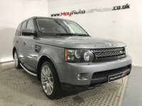USED 2013 LAND ROVER RANGE ROVER SPORT 3.0 SDV6 HSE 5d AUTO 255 BHP
