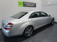 USED 2009 09 MERCEDES-BENZ S CLASS 3.0 S320 L CDI 4d AUTO 231 BHP BUY FOR ONLY £38 A WEEK *FINANCE* £0 DEPOSIT AVAILABLE
