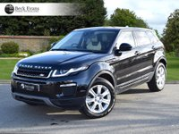 USED 2017 17 LAND ROVER RANGE ROVER EVOQUE 2.0 TD4 SE TECH 5d AUTO 177 BHP VAT QUALIFYING  LOW MILEAGE AUTOMATIC