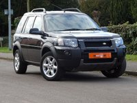 USED 2005 55 LAND ROVER FREELANDER 1.8 XEI STATION WAGON 5dr  LOW MILES HPI CLEAR