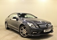 USED 2011 11 MERCEDES-BENZ E CLASS 3.0 E350 CDI BLUEEFFICIENCY SPORT 2d AUTO 231 BHP + 1 PREV OWNER +  SAT NAV + AIR CON + AUX + BLUETOOTH + SERVICE HISTORY