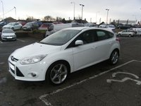 USED 2012 61 FORD FOCUS 1.6 TITANIUM X TDCI 5d 113 BHP FREE 6 MONTHS RAC WARRANTY AND FREE 12 MONTHS RAC BREAKDOWN COVER