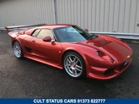 USED 2002 52 NOBLE M12 GTO 2.5V6 TWIN TURBO  ULTRA RARE BRITISH SUPERCAR!