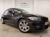 2010 BMW 3 SERIES 2.0 318D M SPORT 4d 141 BHP £SOLD