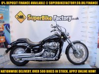 USED 2008 08 HONDA VT750 C2 SHADOW GOOD BAD CREDIT ACCEPTED, NATIONWIDE DELIVERY,APPLY NOW