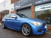 2014 BMW 1 SERIES 3.0 M135I 5d 316 BHP £SOLD