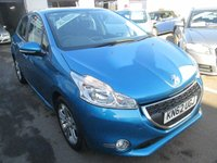 USED 2012 62 PEUGEOT 208 1.2 ACTIVE 5d 82 BHP