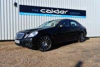 2009 MERCEDES-BENZ E CLASS 2.1 E250 CDI BLUEEFFICIENCY SE 4d AUTO 204 BHP £8450.00