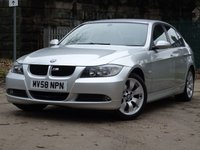 USED 2008 58 BMW 3 SERIES 2.0 318I EDITION SE 4d 141 BHP