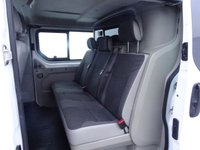 USED 2014 14 VAUXHALL VIVARO 2.0 2900 CDTI SPORTIVE LWB DCB 1d 113 BHP 6 seater crew van 6 SEATER CREW VAN WITH TWIN SIDE LOADING DOORS