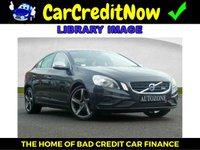 USED 2012 62 VOLVO S60 1.6 DRIVE R-DESIGN S/S 4d 113 BHP