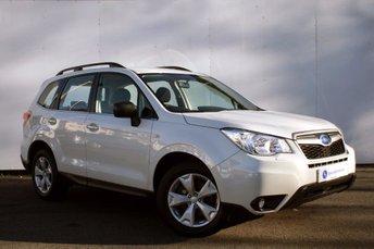 2016 SUBARU FORESTER 2.0 D X CVT 5d AUTO 145 BHP £20995.00