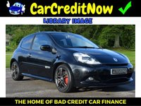 USED 2010 10 RENAULT CLIO 2.0 RENAULTSPORT 3d 197 BHP