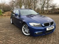 USED 2012 12 BMW 3 SERIES 2.0 318D M SPORT TOURING 5d 141 BHP