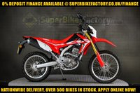 USED 2017 17 HONDA CRF250L 250CC 0% DEPOSIT FINANCE AVAILABLE GOOD & BAD CREDIT ACCEPTED, OVER 500+ BIKES IN STOCK