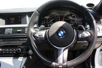 USED 2014 14 BMW 5 SERIES 2.0 520D M SPORT 4d AUTO 181 BHP VERY LOW MILEAGE with M SPORT PLUS PACKAGE & FULL SPECIFICATION