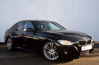 USED 2013 63 BMW 3 SERIES 2.0 320I M SPORT 4d 181 BHP STUNNING VERY LOW MILEAGE PETROL SALOON