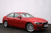 USED 2013 13 BMW 3 SERIES 3.0 330D LUXURY 4d AUTO 255 BHP BEAUTIFUL EXAMPLE