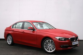 2013 BMW 3 SERIES 3.0 330D LUXURY 4d AUTO 255 BHP £13995.00