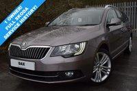 2014 SKODA SUPERB 2.0 ELEGANCE TDI CR 5d 139 BHP £10990.00