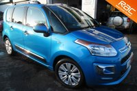 USED 2014 64 CITROEN C3 PICASSO 1.6 PICASSO EXCLUSIVE HDI 5d 91 BHP GREAT VALUE LOW MILEAGE MPV WITH GREAT SPEC.