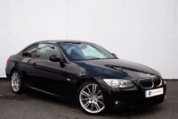 USED 2011 61 BMW 3 SERIES 3.0 335D M SPORT 2d AUTO 282 BHP RARE EXAMPLE with LOW MILEAGE