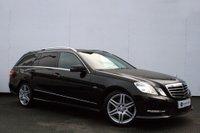 USED 2013 62 MERCEDES-BENZ E CLASS 3.0 E350 CDI BLUEEFFICIENCY SPORT 5d AUTO 265 BHP POWERFUL HIGH SPEC ESTATE