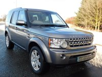 USED 2010 59 LAND ROVER DISCOVERY 3.0 4 TDV6 XS 5d AUTO 245 BHP SAT NAV, DAB, SUNROOF, LEATHER
