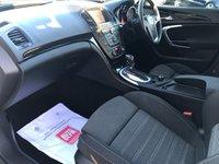 USED 2011 VAUXHALL INSIGNIA 2.0 SRI NAV CDTI 5d AUTO 158 BHP