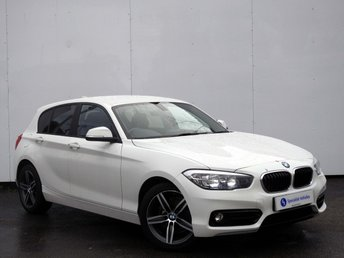 2015 BMW 1 SERIES 1.5 116D SPORT 5d 114 BHP £11995.00