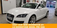 USED 2008 58 AUDI TT 2.0 TDI QUATTRO 3d 170 BHP Serviced Regularly, Much loved car