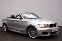 USED 2010 59 BMW 1 SERIES 2.0 120D M SPORT 2d 175 BHP BEAUTIFUL VERY LOW MILEAGE EXAMPLE